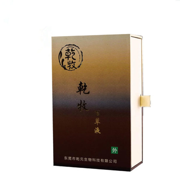 Wholesale Custom Design Perfume Rigid Box Packaging Cosmetic Gift Products
