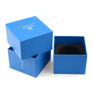 Embossing Cardboard Setup Box Custom Paper Printed Gift Packaging Box
