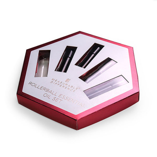Offset Printing Recycled Folding Small Cardboard Cosmetic Packaging Gift Box