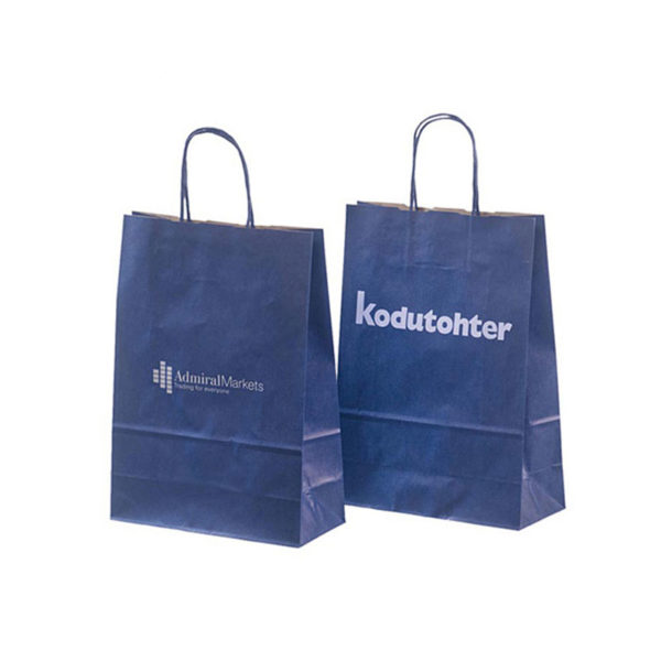 Wholesale Low Cost Handbags Luxury Recyclable Paper Gift Shopping Bag with Varnish