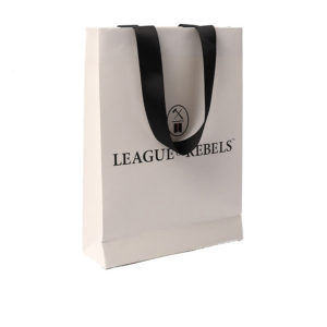 Promotional Jewelry Handmade Paper Bag High Quality Fashion Wholesale