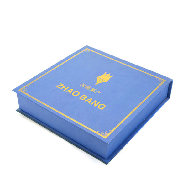 Luxury New Rigid Cardboard Custom Paper Cosmetic Gift Essential Oil Packaging Box