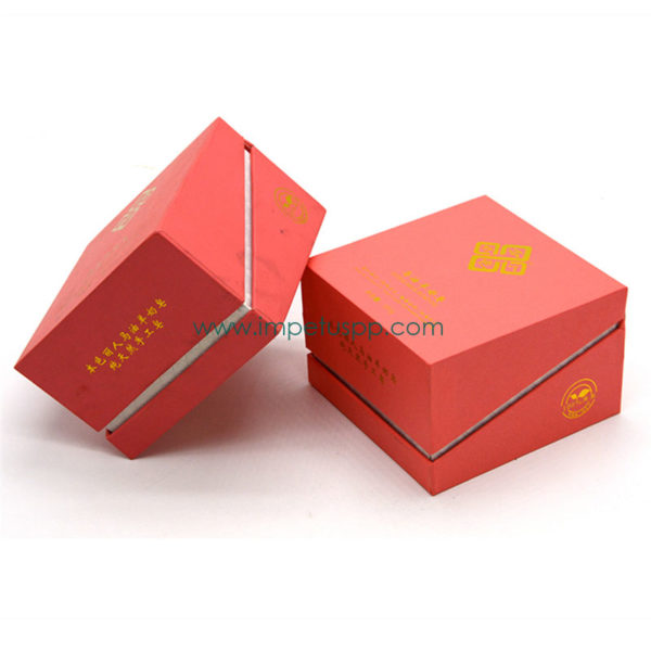 Cheap Custom Design Jewelry Gift Packaging Paper Box with Any Size